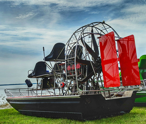 New and used Airboats