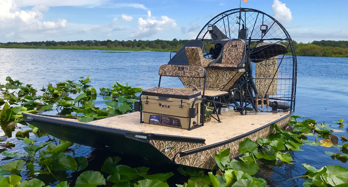 GTO Performance Airboats : Shop